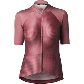 Mavic Sequence Pro Maillot Mujer, earth red